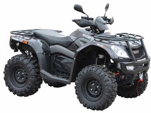 Goes Iron Basic 450i 4x4