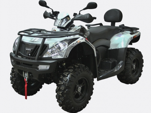 Goes Iron LTD 450i Max 4x4
