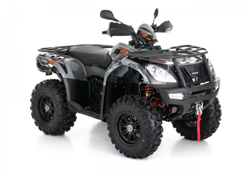 Goes Iron 450i 4x4 Ghost Grey