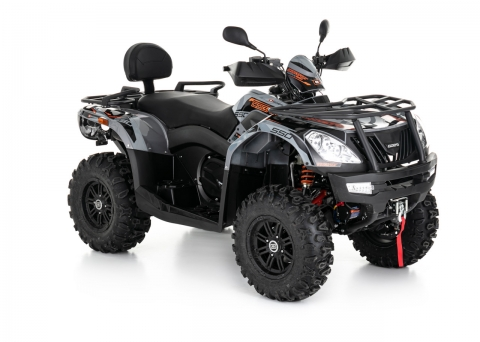 Goes Cobalt 550i Max 4x4 Ghost Grey